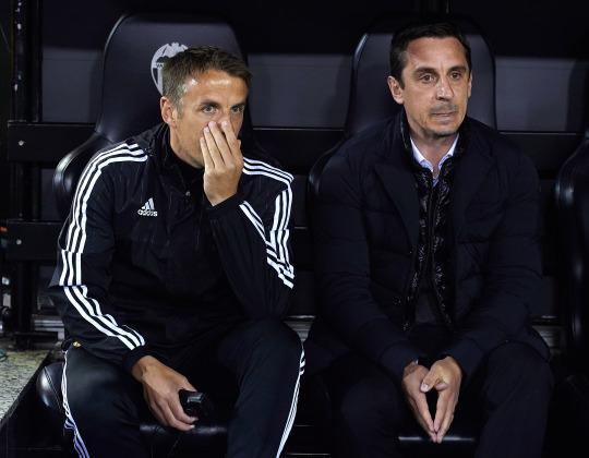 A sad decline: Relegation fears real for imploding Valencia CF