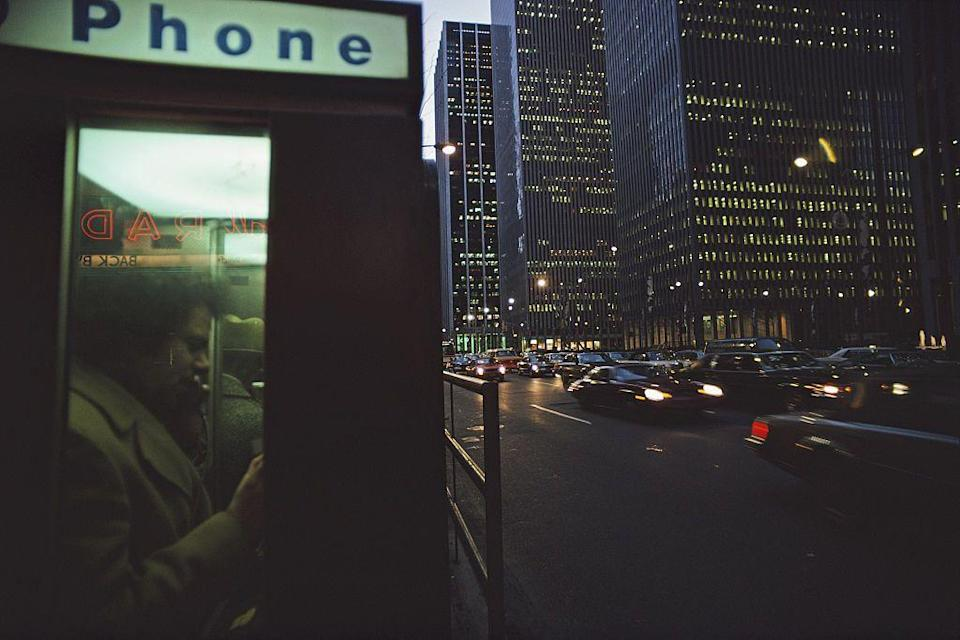 <p>As we mentioned before, the 1970s was an era before cell phones, which made pay phones so important on a worker's daily commute. </p>