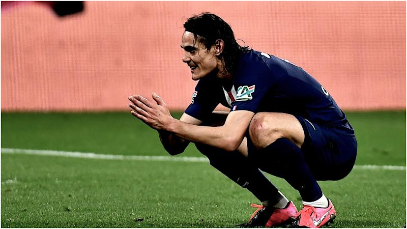 Cavani move ruled out by Boca president