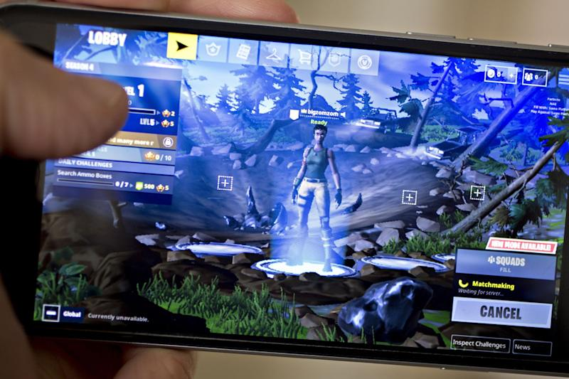 Epic Games is Suing Apple and Google for Removing Fortnite