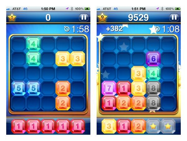 Zynga Launches 'Gems With Friends'