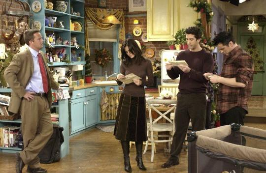 Christmas Episodes On Their Holiday Cheer