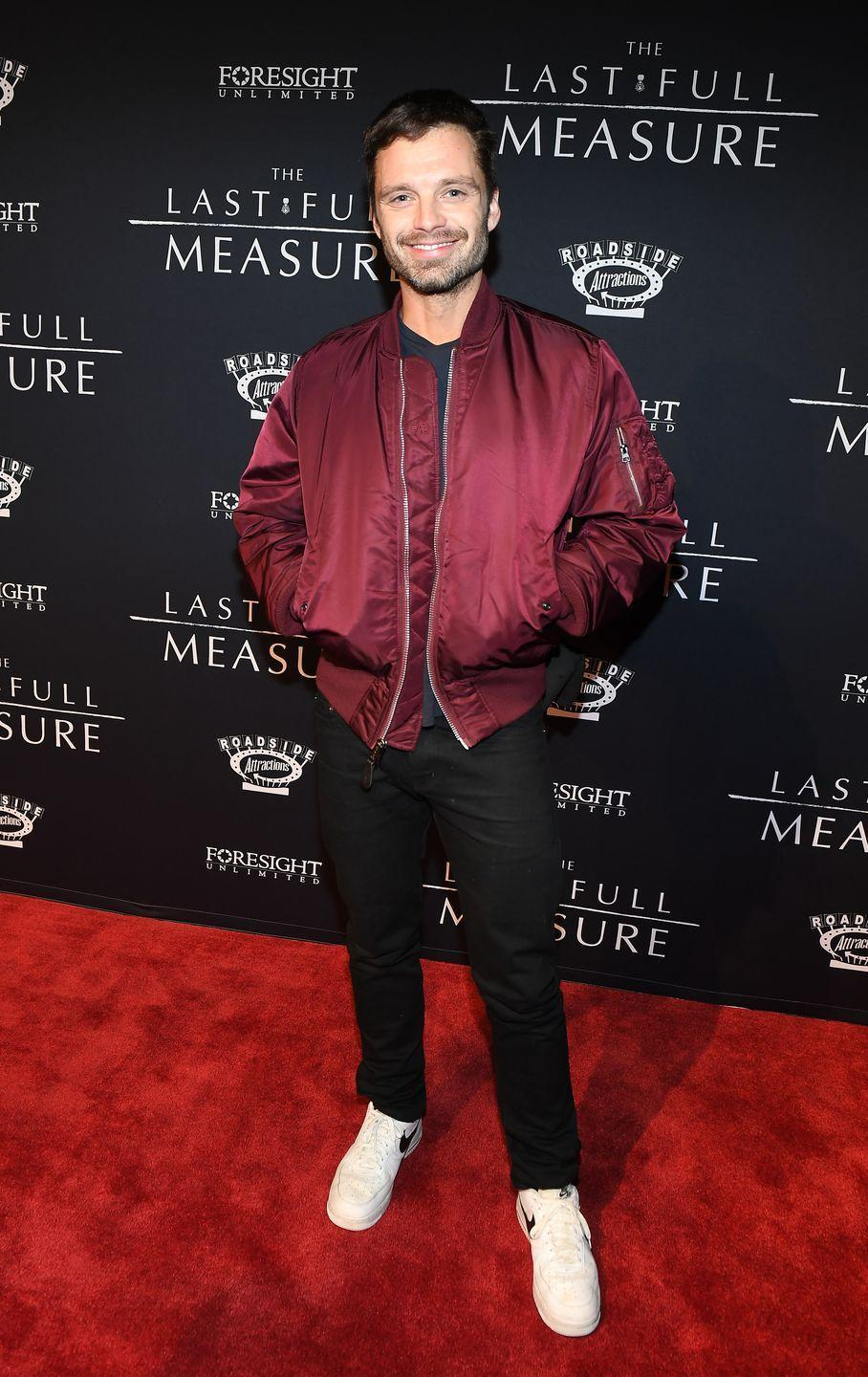 <p>Now, Sebastian Stan is a major name in Hollywood. He's scored huge roles in Marvel films like <em>Captain America, Avengers, </em>and in others like <em>Logan </em><em>Lucky, I Tonya, The Martian</em>, and more. Now, you can watch him on TV in <em>The Falcon and the Winter Soldier</em> on Disney+. I can't keep up!</p>