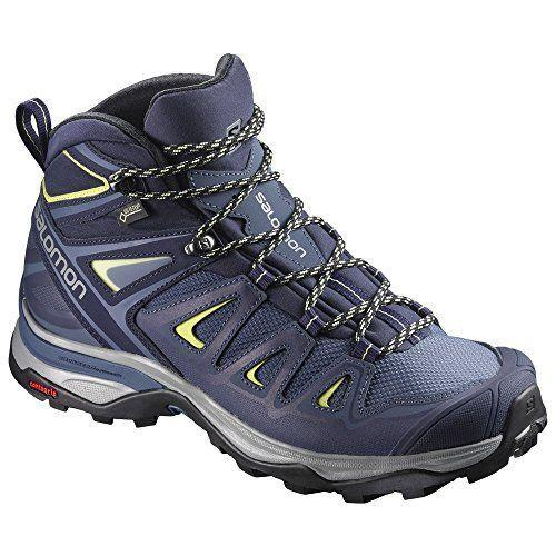 """<p><strong>Salomon</strong></p><p>amazon.com</p><p><strong>$165.00</strong></p><p><a href=""""https://www.amazon.com/dp/B079YJ33NL?tag=syn-yahoo-20&ascsubtag=%5Bartid%7C2164.g.32317616%5Bsrc%7Cyahoo-us"""" rel=""""nofollow noopener"""" target=""""_blank"""" data-ylk=""""slk:Shop Now"""" class=""""link rapid-noclick-resp"""">Shop Now</a></p><p>These are one of the most popular hiking boots available on Amazon, with one satisfied customer writing that """"these shoes saved my life."""" Seriously—<a href=""""https://www.amazon.com/gp/customer-reviews/R22986TWZOVMES/ref=cm_cr_othr_d_rvw_ttl?ie=UTF8&ASIN=B079YJ33NL&tag=syn-yahoo-20&ascsubtag=%5Bartid%7C2164.g.32317616%5Bsrc%7Cyahoo-us"""" rel=""""nofollow noopener"""" target=""""_blank"""" data-ylk=""""slk:read her review!"""" class=""""link rapid-noclick-resp"""">read her review!</a> </p>"""
