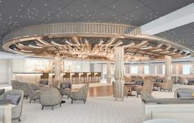 Seven Seas Splendor's new entertainment lounges
