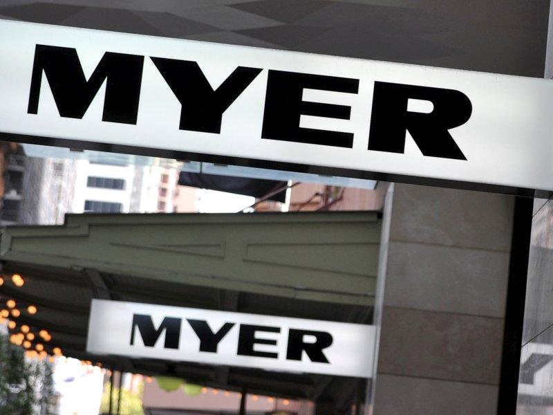 Myer profit drop expected