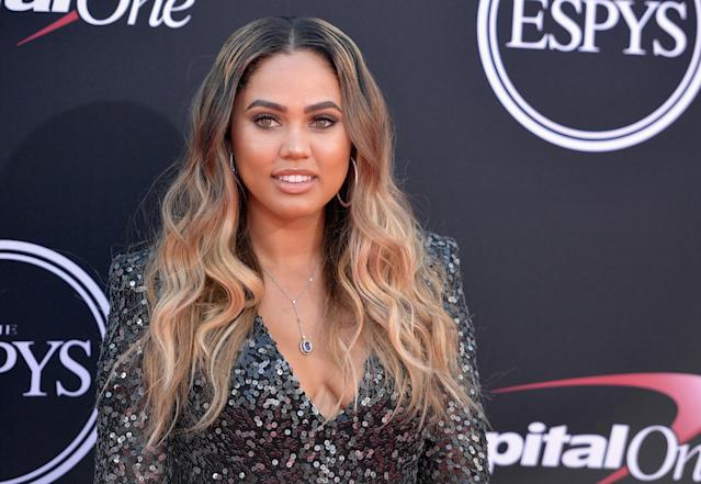 Ayesha Curry is the newest face of CoverGirl. (Photo: Getty Images)