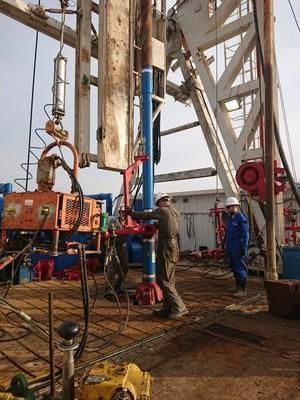 Zion spudding of the MJ02 well in Israel on January 6, 2021