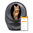 """<p><strong>Litter Robot</strong></p><p>litter-robot.com</p><p><strong>$499.00</strong></p><p><a href=""""https://go.redirectingat.com?id=74968X1596630&url=https%3A%2F%2Fwww.litter-robot.com%2Flitter-robot-iii-open-air-with-connect.html%3Fdevice%3Dc%26adtype%3Dpla%26product_channel%3Donline%26product_id%3DLR3C-1200%26gclid%3DCjwKCAjwt8uGBhBAEiwAayu_9aBTvgqFvLlqkTU6zISGnT9DrboE9qvR7lWqOZl88PekCe1CmuKh-BoCVOsQAvD_BwE&sref=https%3A%2F%2Fwww.cosmopolitan.com%2Flifestyle%2Fg36822291%2Fbest-self-cleaning-litter-boxes%2F"""" rel=""""nofollow noopener"""" target=""""_blank"""" data-ylk=""""slk:Shop Now"""" class=""""link rapid-noclick-resp"""">Shop Now</a></p><p>You already know how good this thing is if it's Wifi-enabled <em>and </em>has a 4.5-star rating with more than 11,000 reviews. When you connect your phone to the app, you can virtually see the waste drawer level and keep tabs on your cat's usage history for insights on their well-being.</p>"""