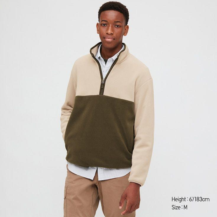 "<p>uniqlo.com</p><p><strong>$29.90</strong></p><p><a href=""https://go.redirectingat.com?id=74968X1596630&url=https%3A%2F%2Fwww.uniqlo.com%2Fus%2Fen%2Fmen-fleece-half-zip-long-sleeve-pullover-432109.html&sref=https%3A%2F%2Fwww.prevention.com%2Flife%2Fg29507400%2Funique-gifts-for-boyfriends%2F"" rel=""nofollow noopener"" target=""_blank"" data-ylk=""slk:Shop Now"" class=""link rapid-noclick-resp"">Shop Now</a></p>"