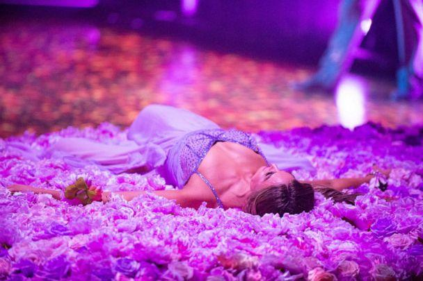 PHOTO: Hannah Brown competes on the finale of the 2019 season of 'Dancing with the Stars.' (Eric McCandless/ABC)