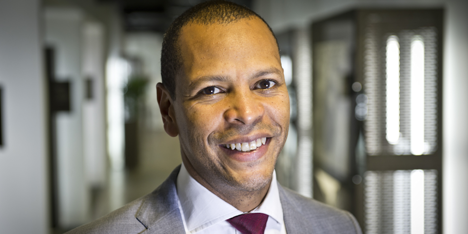 Dominic Carter, group chief commercial officer, News UK