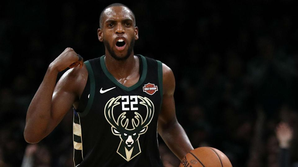 Bucks forward Khris Middleton might be underrated, but with free agency potentially looming, he won't be underappreciated for long. (AP)
