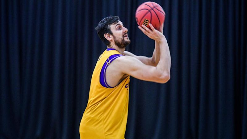 NBL SYDNEY KINGS TRAINING