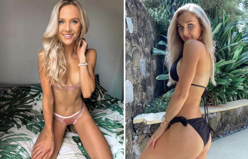Jessie Wynter from Love Island Australia 2019