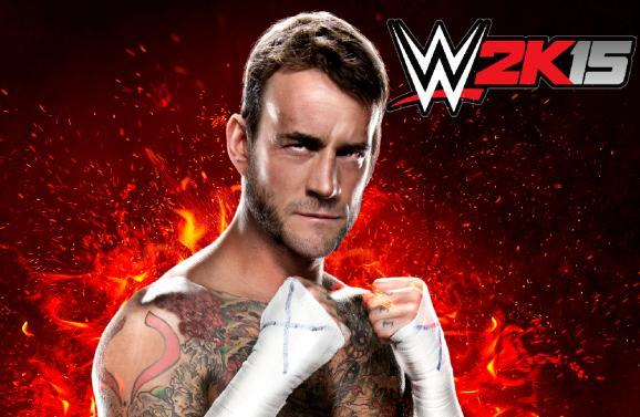 WWE 2K15 has a cool (but awkward) single-player mode