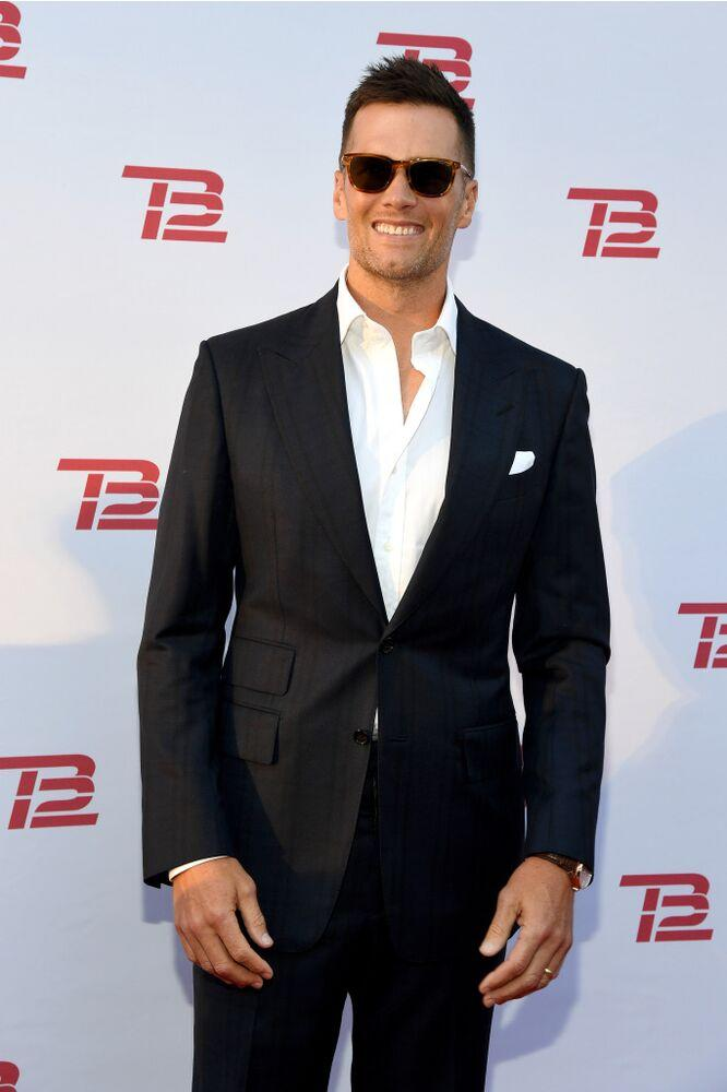 Tom Brady | Kevin Mazur/Getty Images for TB12
