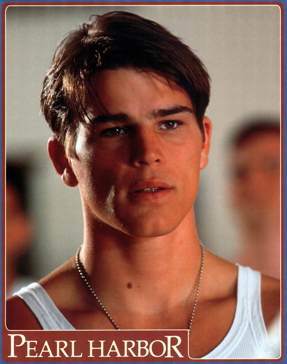 Josh Hartnett in a scene from the film 'Pearl Harbor', 2001. (Photo by Buena Vista/Getty Images)