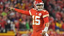 NFL Pro Bowl selections announced: Patrick Mahomes leads AFC with first nod