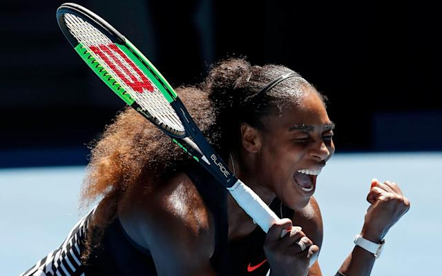 Have we seen the last of Serena Williams on a tennis court? - Copyright 2017 The Associated Press. All rights reserved.