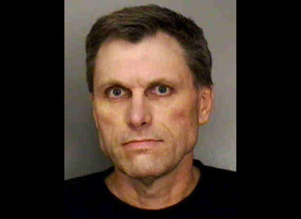 """Police in Florida say a millionaire dentist used a stolen credit card to buy $40.64 of pizza after finding the charge card in a shopping center's parking lot. Richard Lewis Ludwig, 54, reportedly told deputies that he is """"absolutely not"""" having financial trouble, and actually has a net worth between $3 million and $4 million. He has been hit with credit-card theft and forgery charges."""