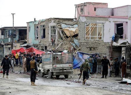 1 killed, 4 injured as Kabul car bomb targets foreign forces: ministry
