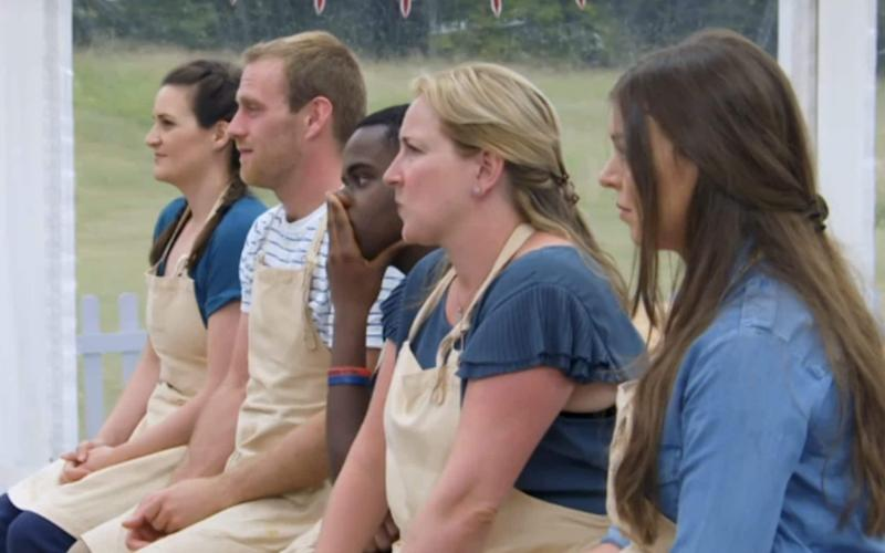 It was a challenging week for the bakers - Channel 4