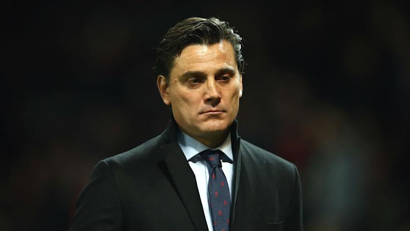 'No chance' of Montella leaving Sevilla for Italy
