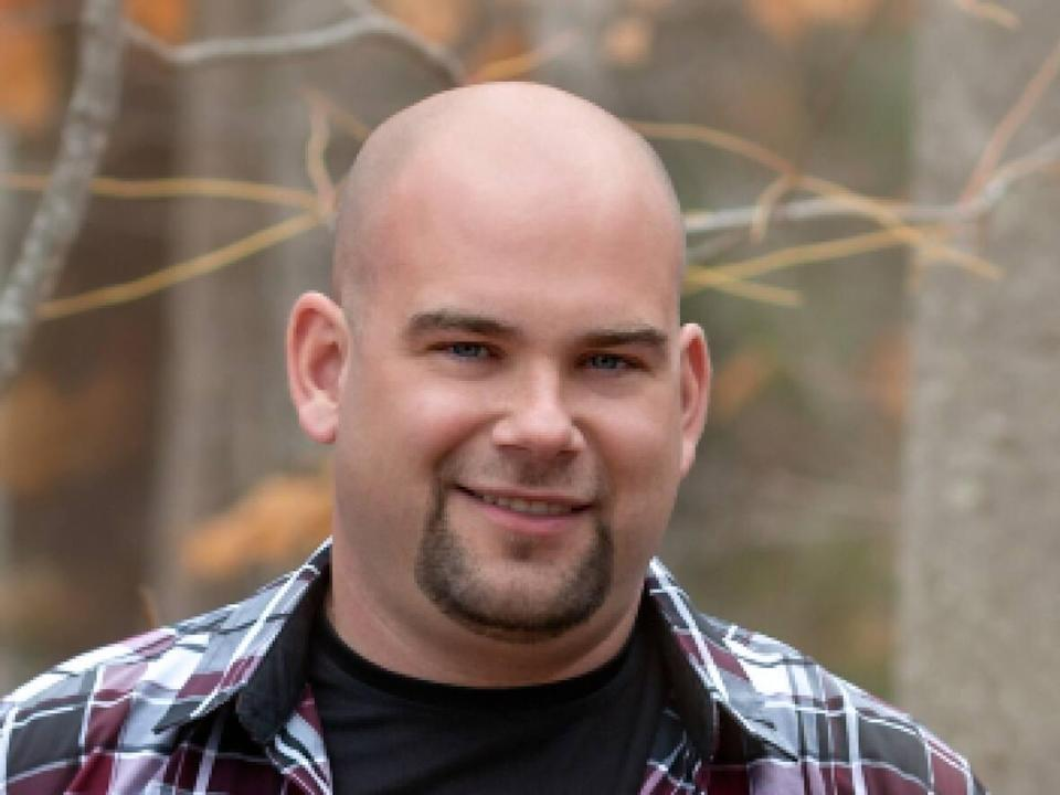 Jeremy Goodine died in a workplace accident on Oct. 6. (Submitted by Bobbie Davenport - image credit)