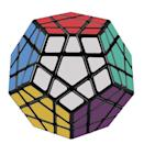 <p>Test memory and speed with this entertaining <span> D-FantiX Megaminx Speed Cube Puzzle</span> ($11). </p>