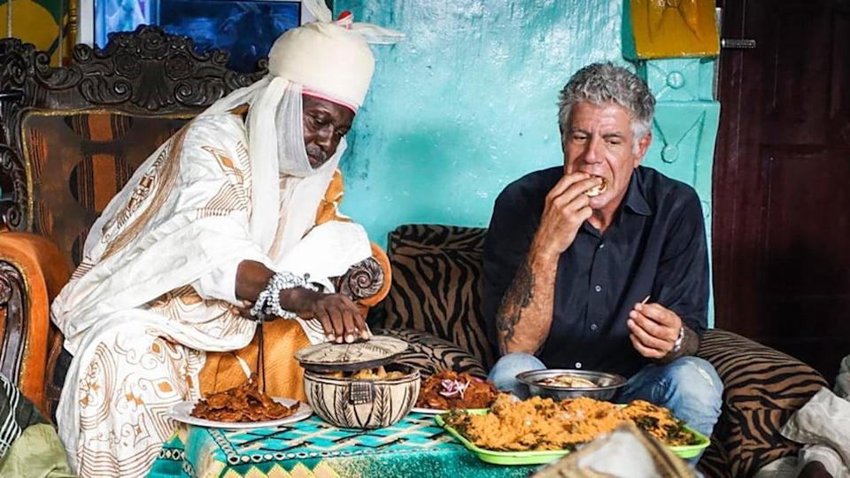 Anthony Bourdain: Parts Unknown on HBO Max