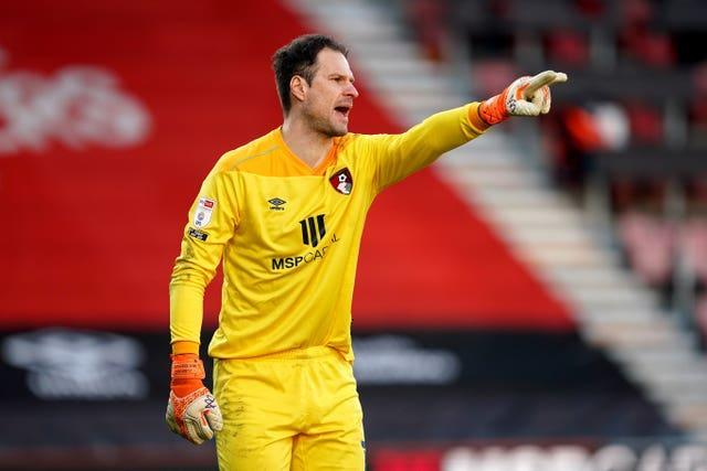 Begovic is an experienced keeper