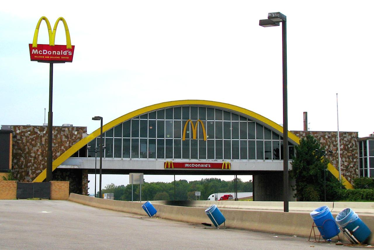<p>From the oldest Mickey D's in the country to one that's totally out of this world, we think these McDonald's locations are are all worthy of a cross-country road trip.</p>