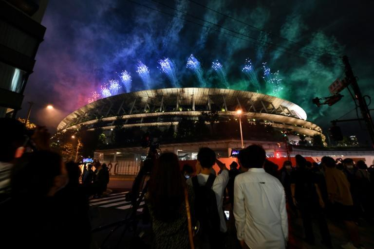 The Tokyo Paralympics ended with fireworks and a colourful ceremony on Sunday (AFP/Kazuhiro NOGI)