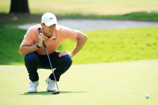Colonial favourite: Rory McIlroy leads a star-studded field when the PGA Tour resumes this week