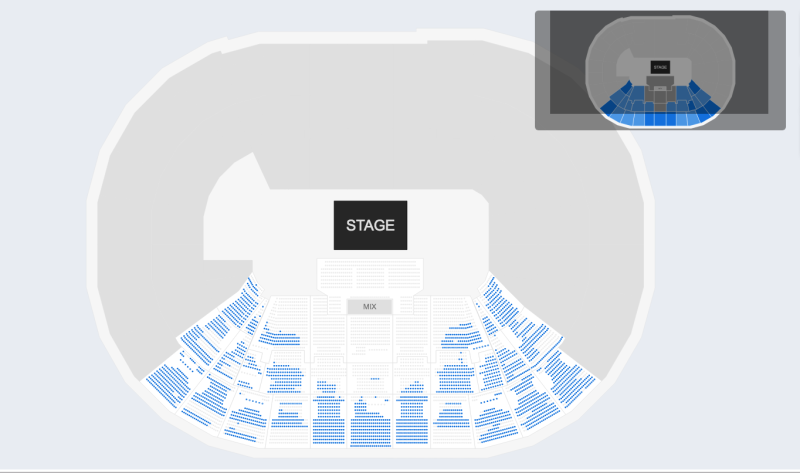 Morrissey Portland Morrisseys US tour suffers from low ticket sales