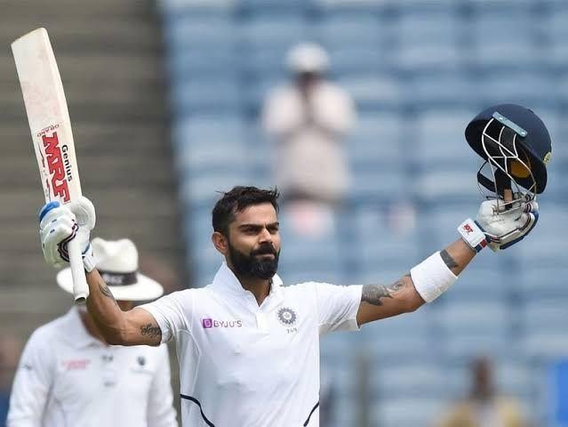Kohli has scored a staggering 7 double hundreds in Tests played in this decade.