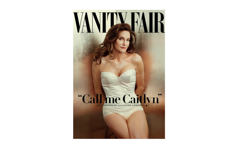 <p>Caitlyn Jenner spoke candidly out about her transition for the first time in an exclusive interview with <em>Vanity Fair</em> and the issue swiftly won the award for 'Cover of the Year'. <em> [Photo: Vanity Fair]</em> </p>
