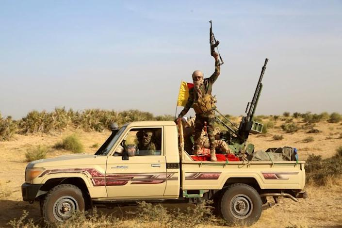 Thousands of soldiers and civilians have died in the conflict (AFP Photo/Souleymane Ag Anara)