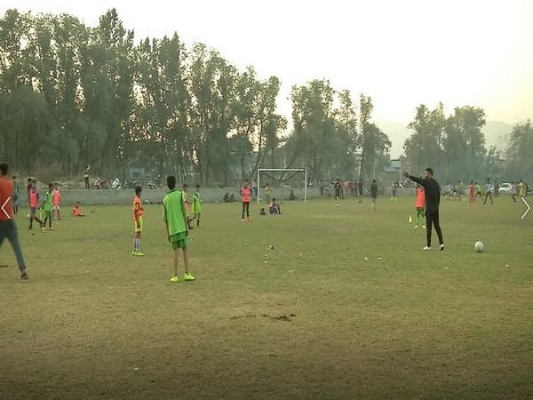 Football camps resume in Jammu and Kashmir post COVID-19