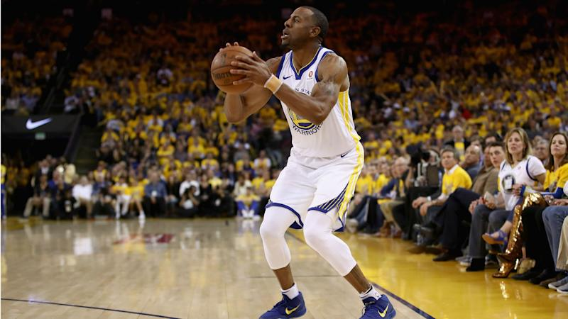 Iguodala doubtful for game two of NBA Finals- Warriors coach Kerr