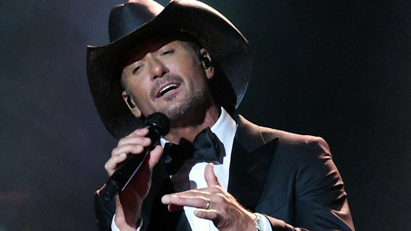 Tim McGraw Jokingly Shares How He's Recovering After Collapsing Onstage Due to Dehydration