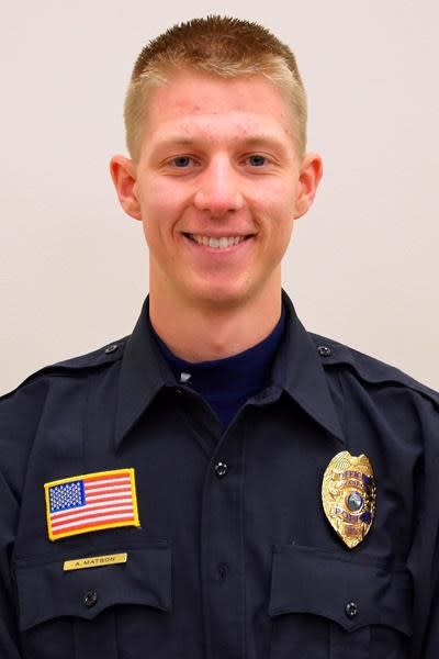 Man charged with shooting, injuring Minnesota officer