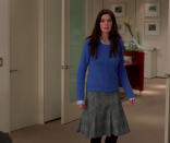 <p>Anne Hathaway already had a few blockbusters under her belt by the time she played Andy Sachs (hello <em>Princess Diaries, Ella Enchanted,</em> and<em> Brokeback Mountain</em>). And in<em> The Devil Wears Prada </em>she served us yet ANOTHER amazing style transformation that had 12-year-old me asking my mom how much it would be to buy Gucci boots.</p>