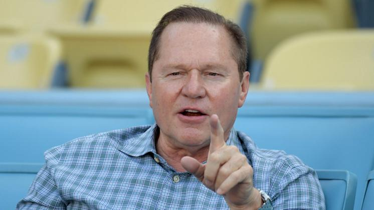 Agent Scott Boras has the hype machine rolling. (AP)