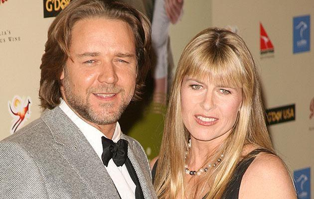 Russell Crowe has laughed off Terri Irwin romance rumours, joking that he has such a