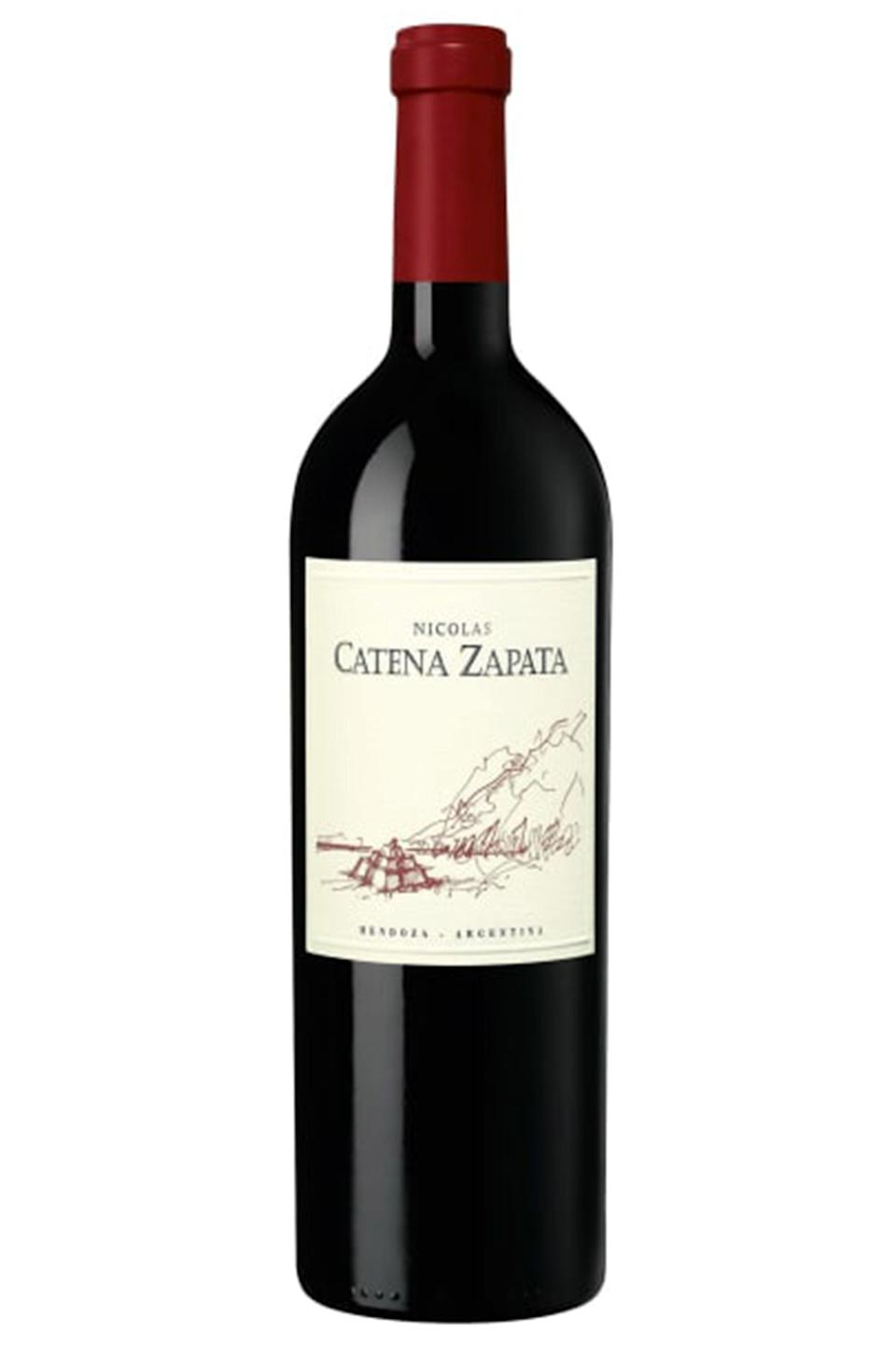 """<p>wine.com</p><p><strong>$99.99</strong></p><p><a href=""""https://go.redirectingat.com?id=74968X1596630&url=https%3A%2F%2Fwww.wine.com%2Fproduct%2Fcatena-zapata-nicolas-2015%2F525589&sref=https%3A%2F%2Fwww.townandcountrymag.com%2Fleisure%2Fdrinks%2Fg32392235%2Fbest-red-wine%2F"""" rel=""""nofollow noopener"""" target=""""_blank"""" data-ylk=""""slk:Shop Now"""" class=""""link rapid-noclick-resp"""">Shop Now</a></p><p>""""The Catena family is renowned in Argentina for all they have done for the industry in the country,"""" Osborn says. """"Their wines are the best of the best. The Catena Zapata Nicolas is a perfect Argentine blend of Cabernet Sauvignon and Malbec. It shows off the energy and power the red wines can produce here.""""</p>"""
