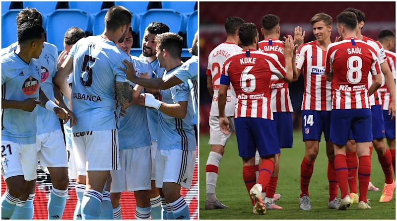 Celta Vigo vs Atletico Madrid, La Liga 2019–20 Free Live Streaming Online & Match Time in India: How to Get Live Telecast on TV & Football Score Updates in IST?