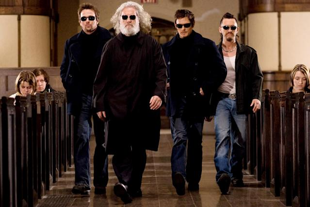 <p>Twins Connor and Murphy go on a vigilante mission to rid their hometown, Boston, of evil and crime, inspired by their strong Catholic faith.</p>