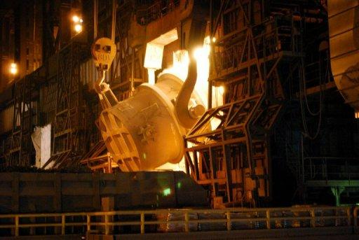 Major Japanese steelmakers suffered as their Chinese rivals ramped up output, driving steel prices sharply lower